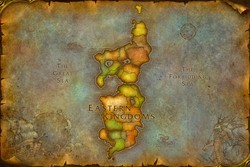 Azeroth - Eastern Kingdoms 2.4.0